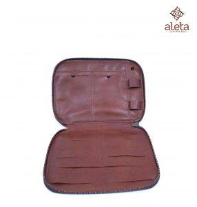 clutch bahan kulit 2