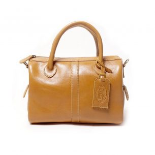 Tas Mini Wopi Kuning, sumber : Koleksi Aleta Leather