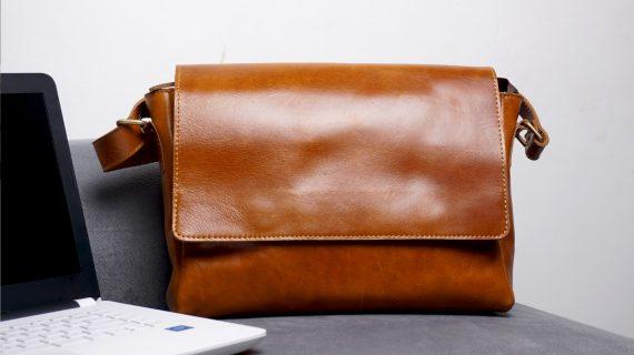 Tips Singkat Memilih Tas Laptop Berbahan Kulit Asli