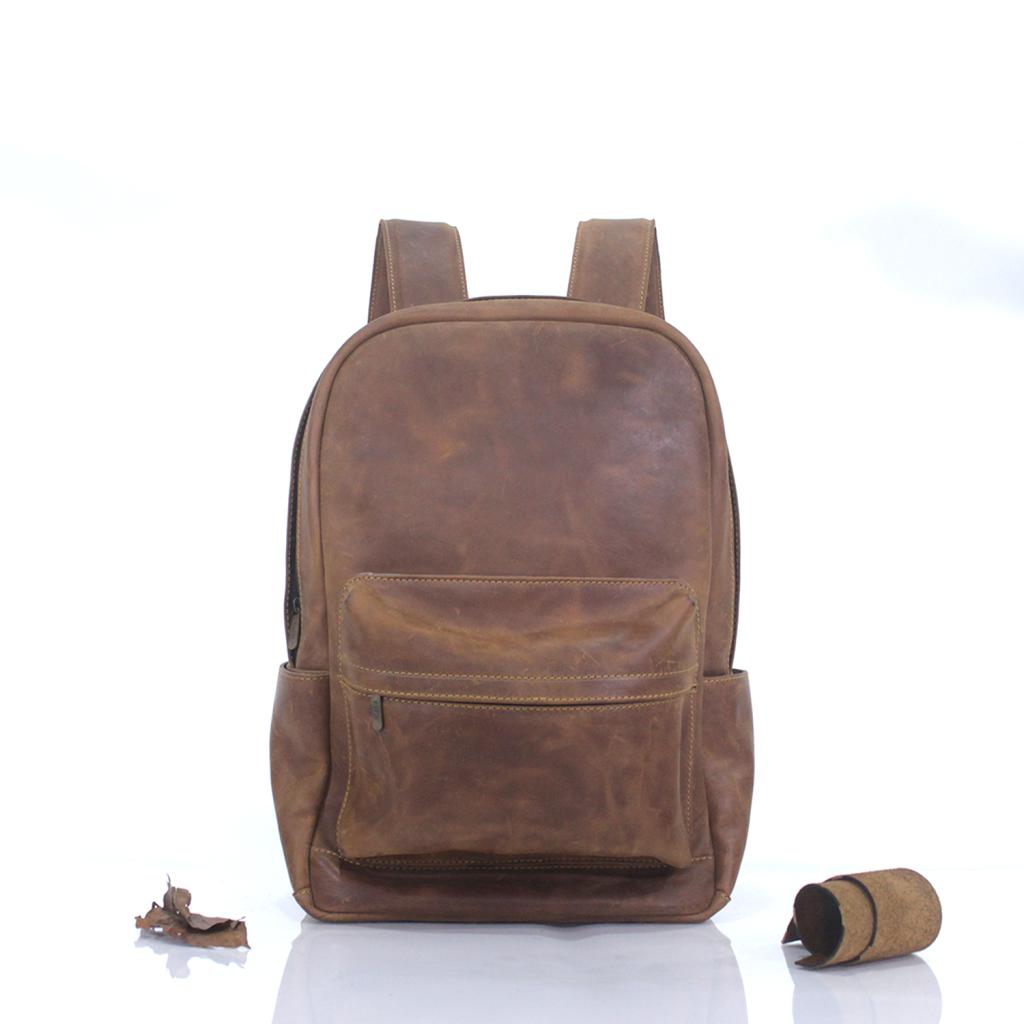 Tas Ransel Kulit, sumber : Aleta Leather