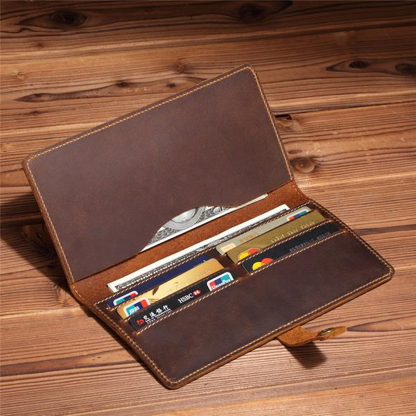 Bifold Long Wallet, sumber : iwalletsmen