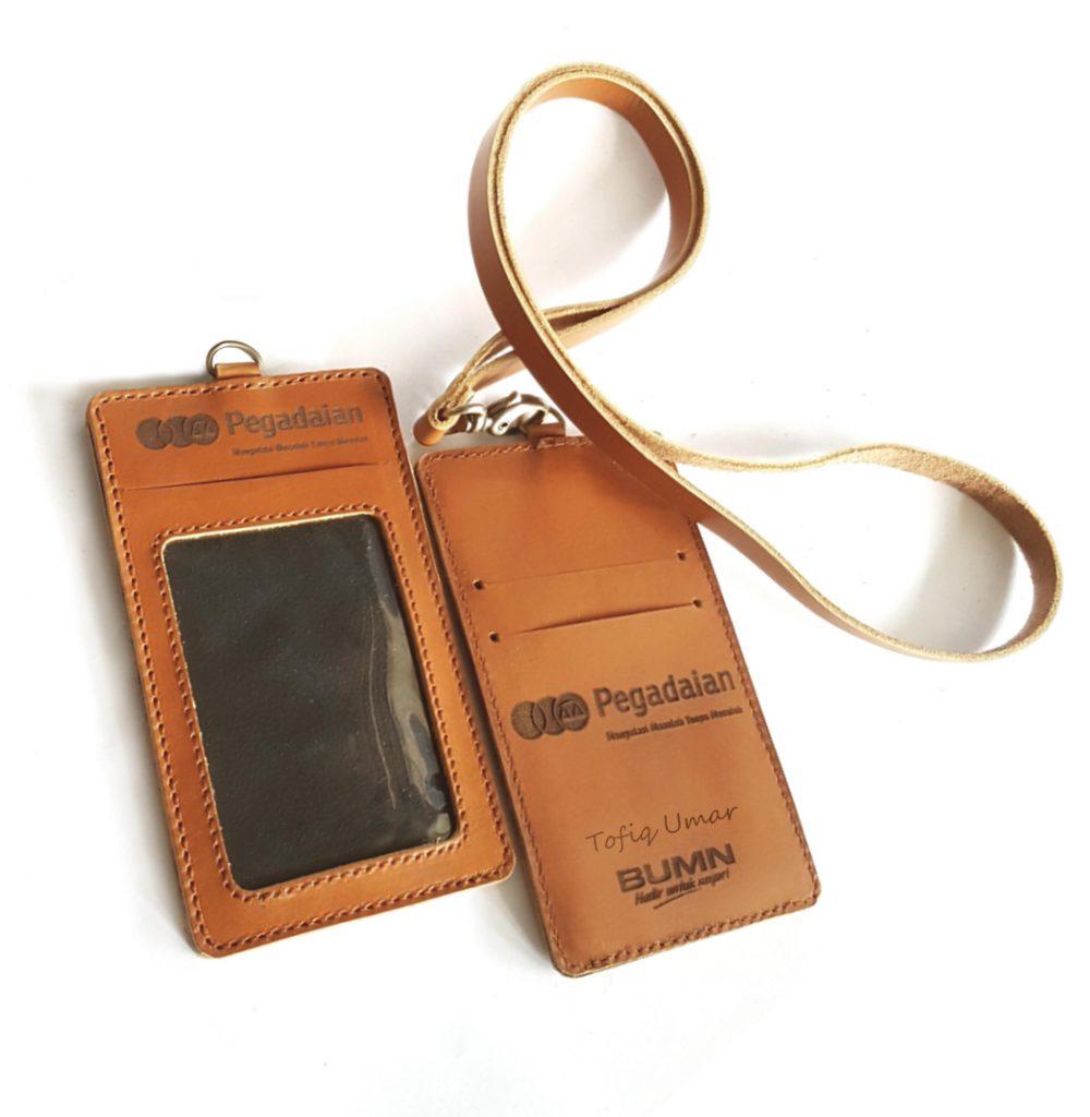 Id Card Kulit, sumber : Aleta Leather