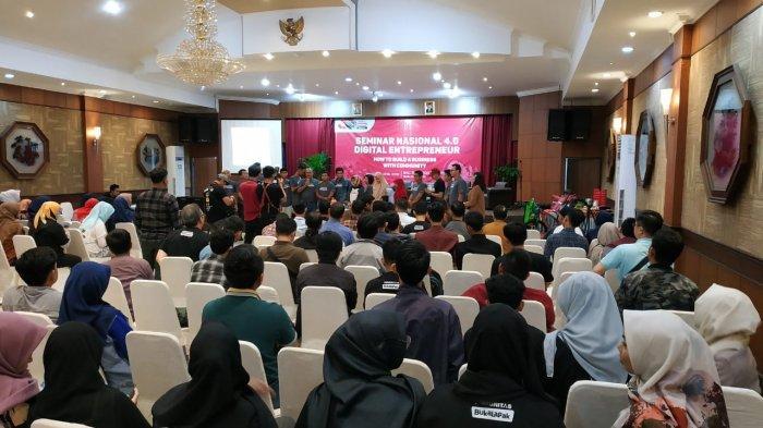 Ilustrasi Seminar Bisnis, sumber Tribun