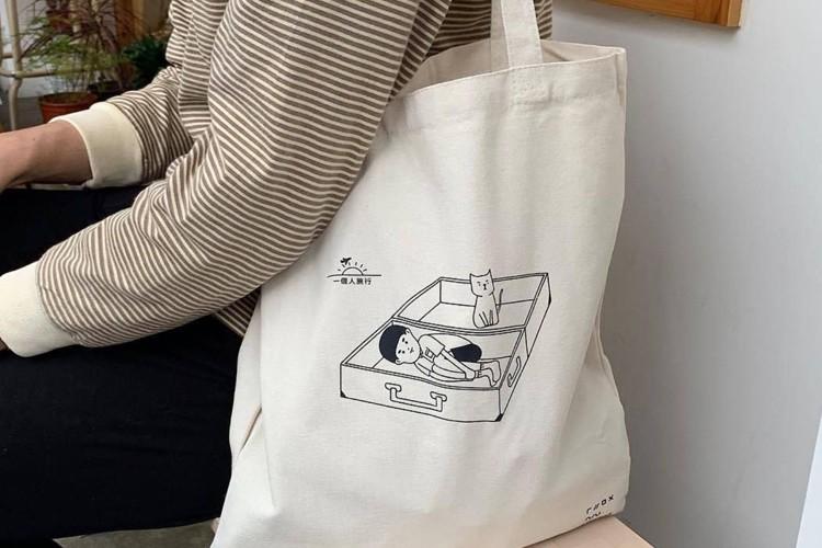 Tote Bag, Sumber : Pinterest