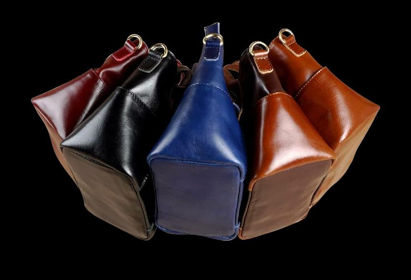 gambar tas kulit wanita jogja aleta leather bag