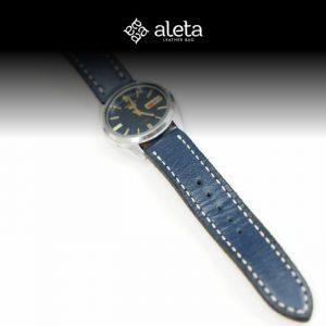 Strap watch atau tali jam tangan ekslusif dari aleta yogyakarta