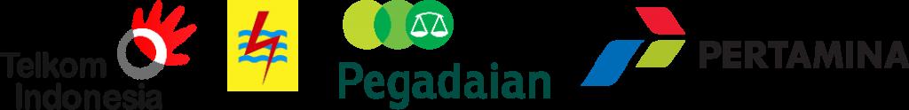 logo perusahaan ternama yang pernah menjadi klien aleta yogyakarta