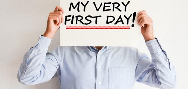 Hari pertama kerja, Sumber : magazine.job-like.com